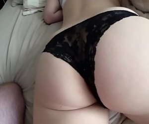 Fucked sleeping stepsister..