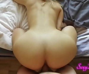 PAWG Unreal Hot Doggy Fuck..