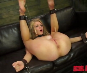 ALLI RAE - BDSM - TIED AND..