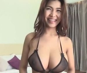 huge natural asian tits get..