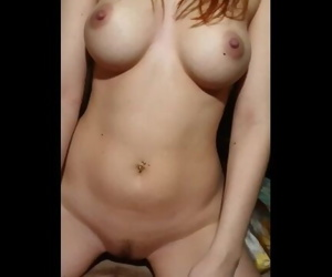 Redhead Tinder girl in my..
