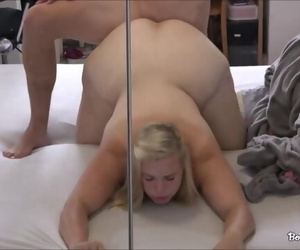 Hottest Teen BBW with Giant..