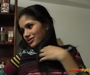 Real Colombian Amateur Teen..